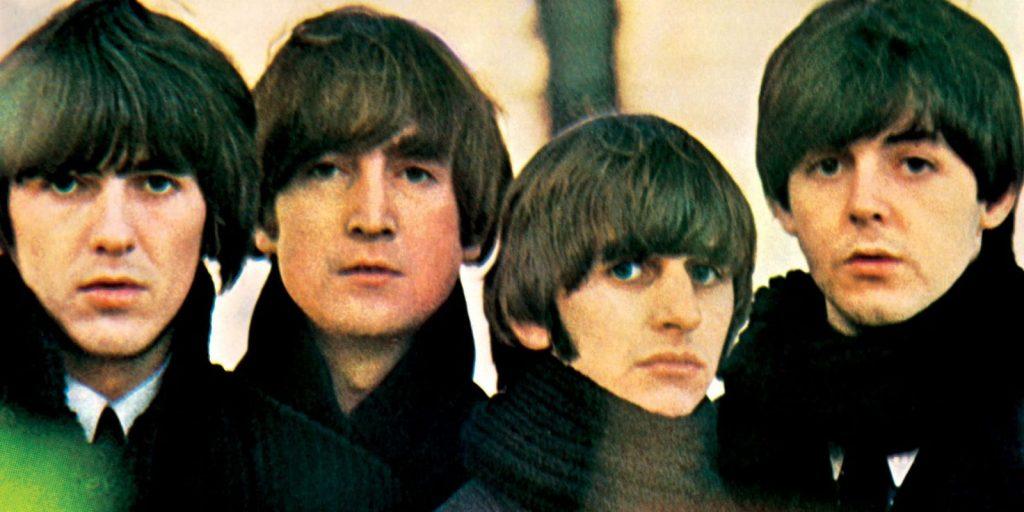 La fin du groupe mythique les Beatles
