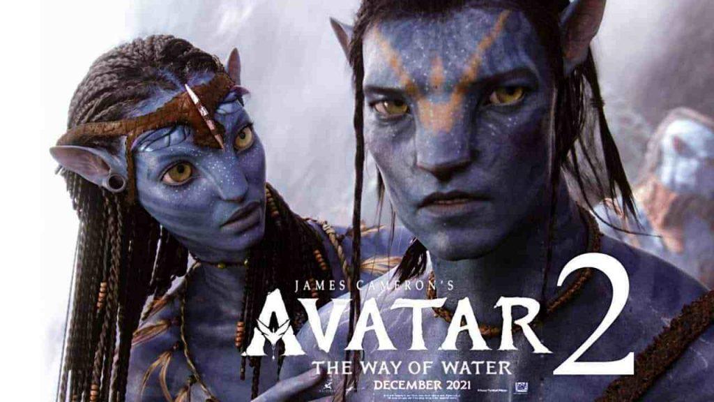 Le nouveau Cameron en 2021 avec Avatar 2