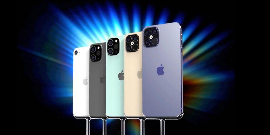 Apple sort ses nouveaux modèles iPhone 12