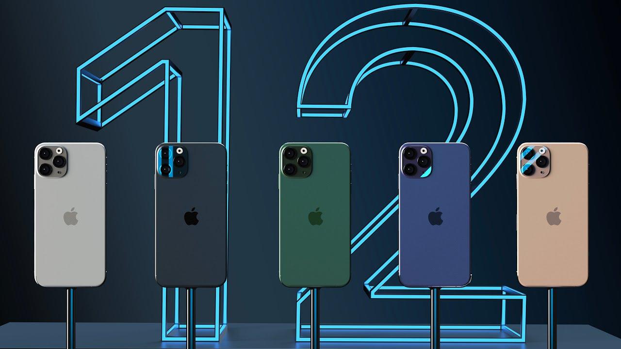 iPhone 12 bientôt disponible