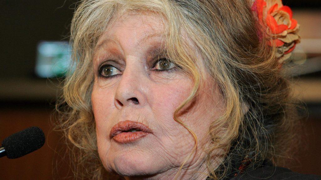 Brigitte Bardot s'est lourdement trompée