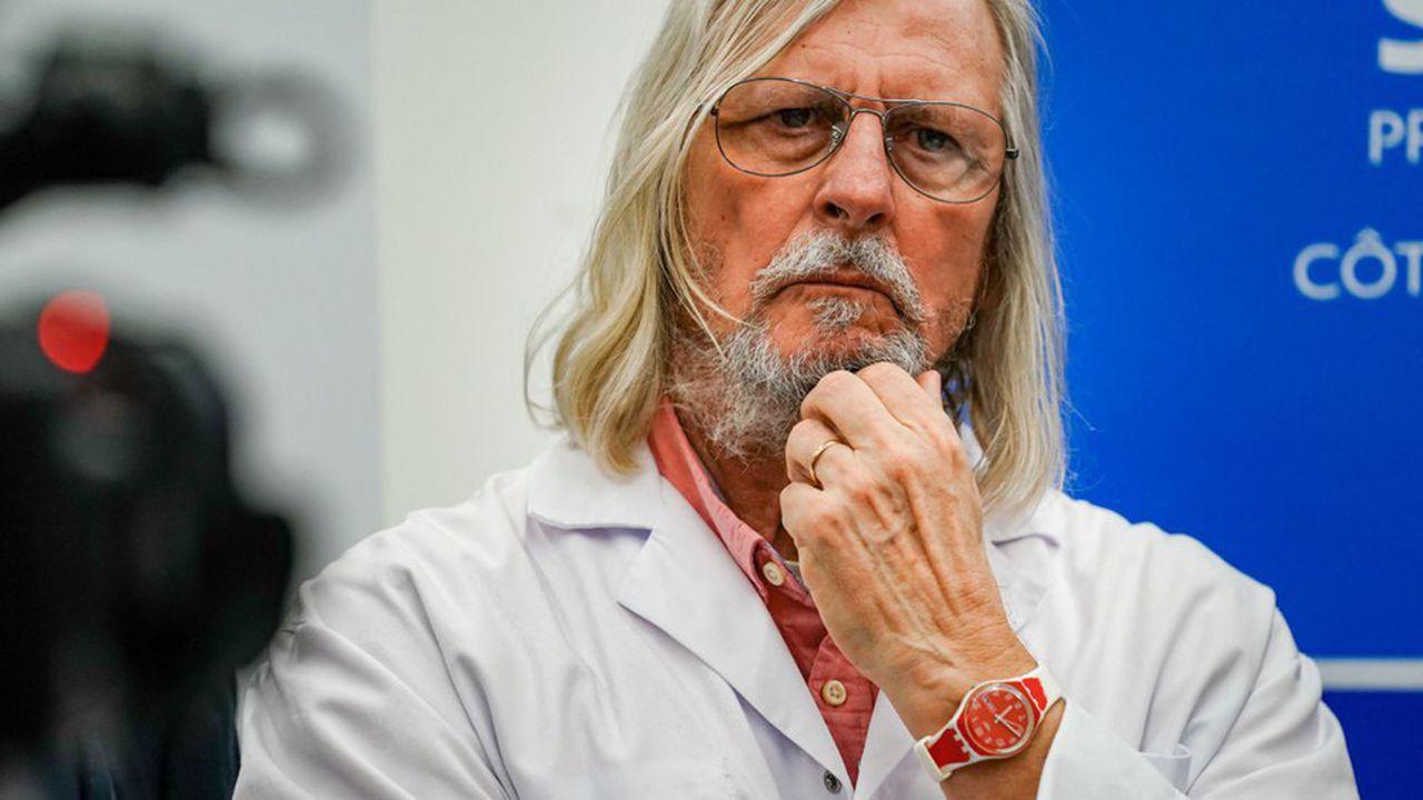 Didier Raoult affirme que le confinement n'a servi à rien