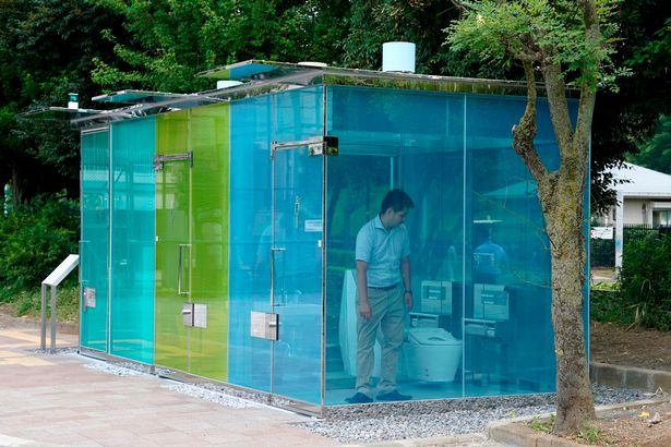 Tokyo toilet project