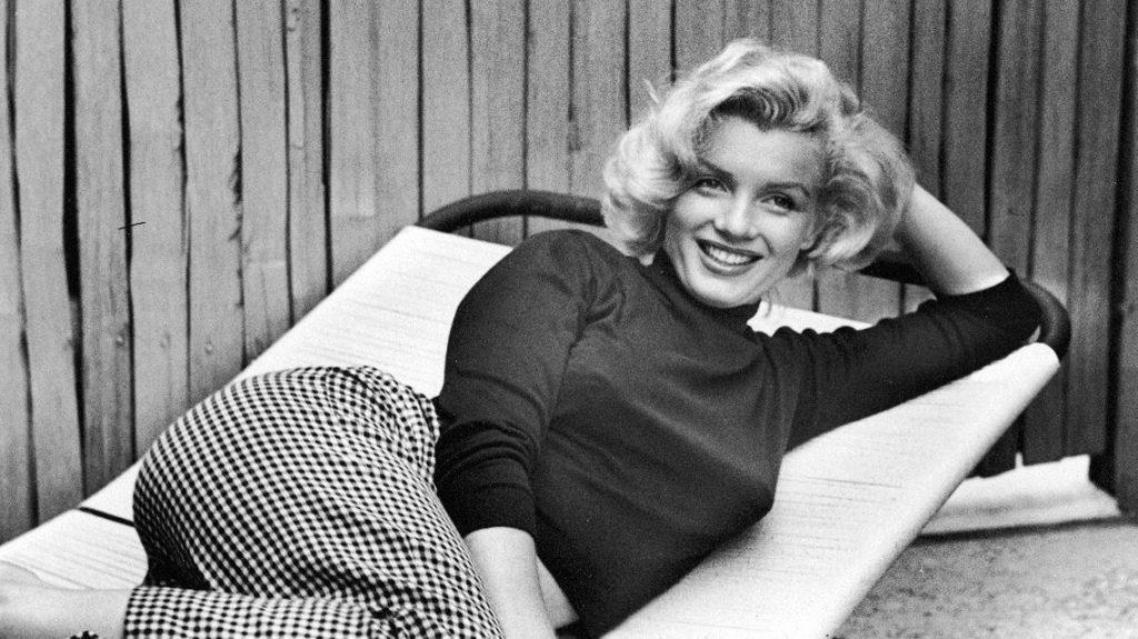 Marilyn Monroe : la légende