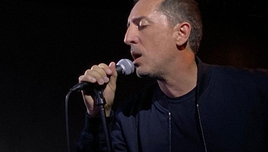 Gad Elamaleh chante Nougaro
