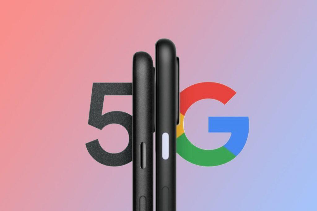 Le nouveau smartphone Google