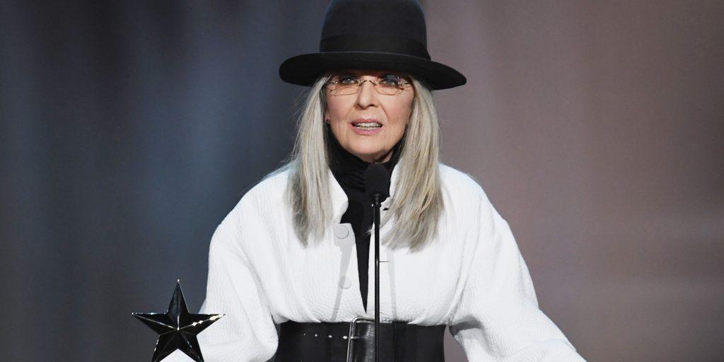 Diane Keaton (N°7)