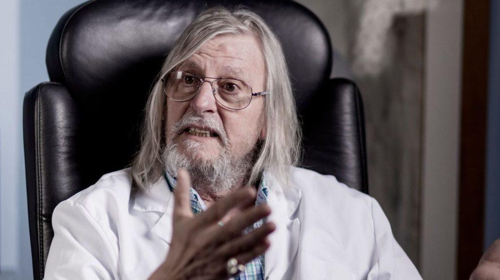 Didier Raoult constate une baisse des cas graves