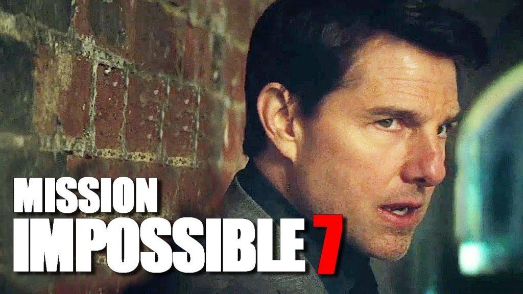 Accident sur la tournage de Mission Impossible