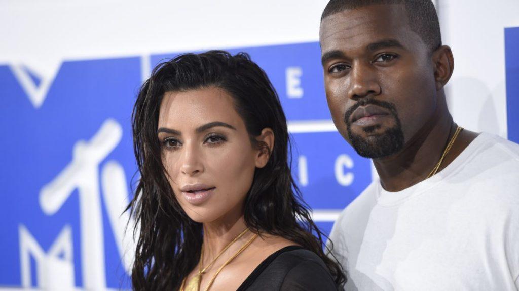 Kim Kardashian et Kanye West se sont isolés