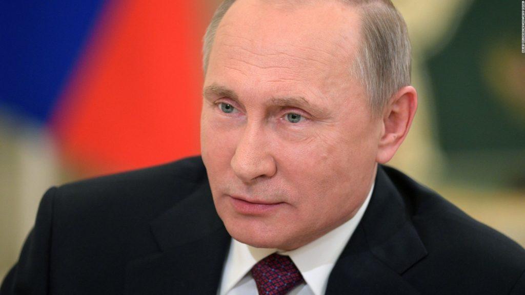 La fille de Vladimir Poutine a testé le vaccin