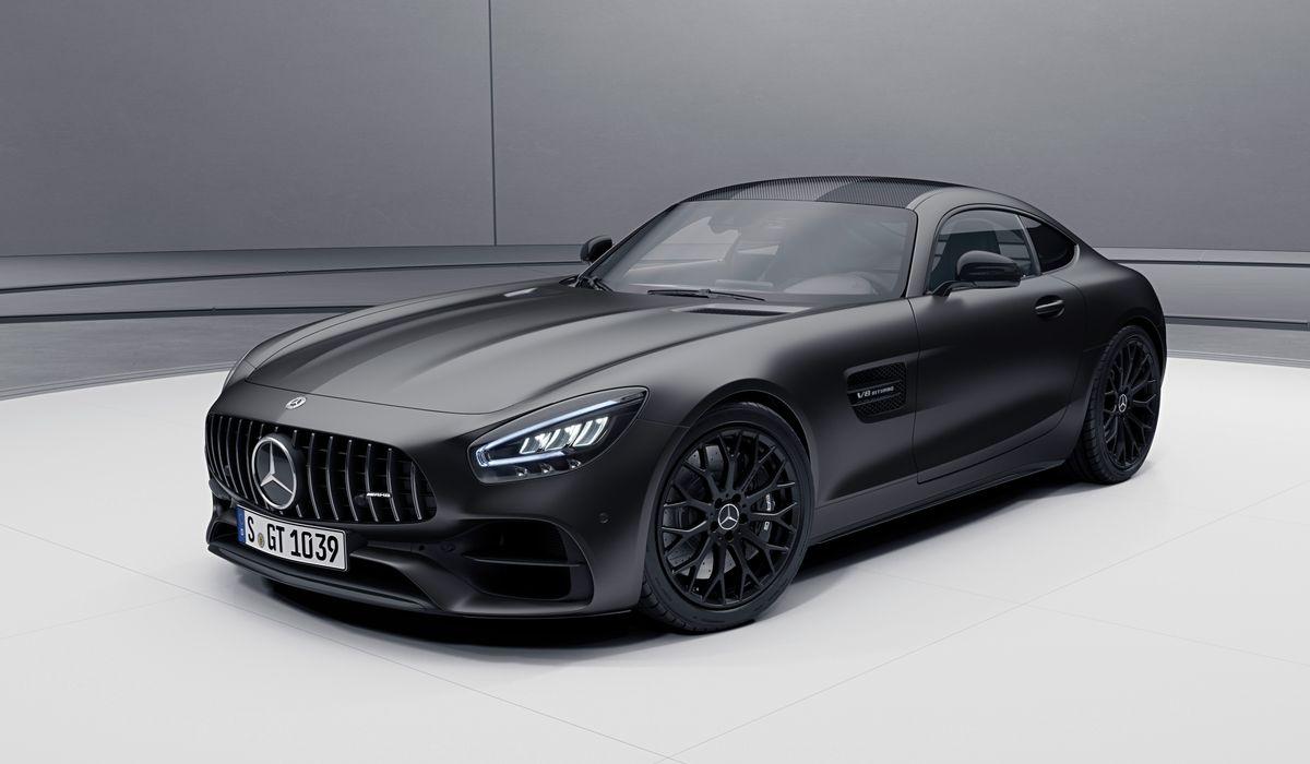 Mercedes dévoile la Black Séries
