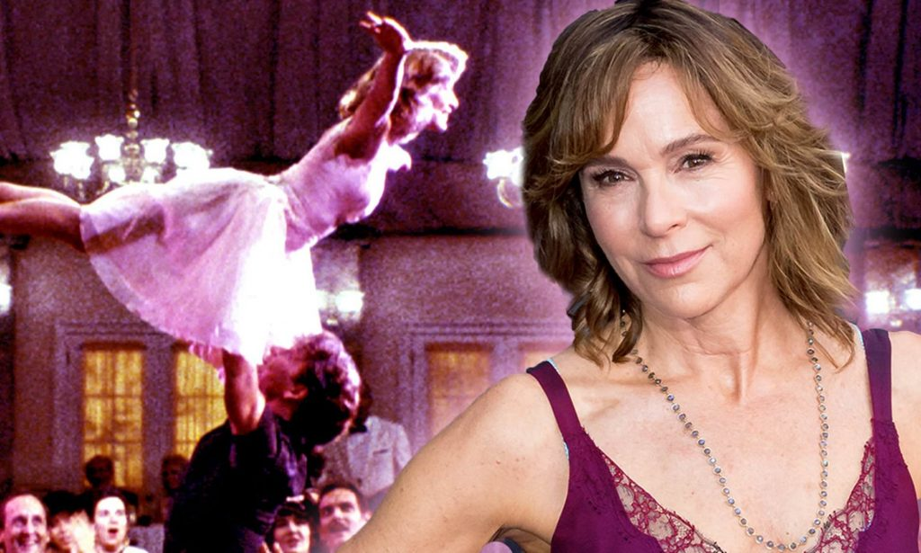 Jennifer Grey dans Dirty Dancing