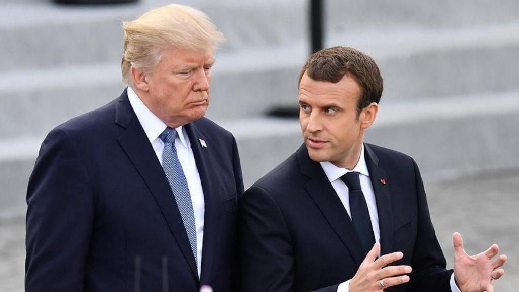 Révélations de John Bolton sur Emmanuel Macron
