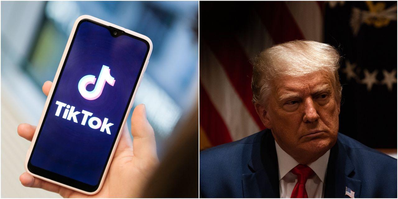 Donald Trump va interdire TikTok