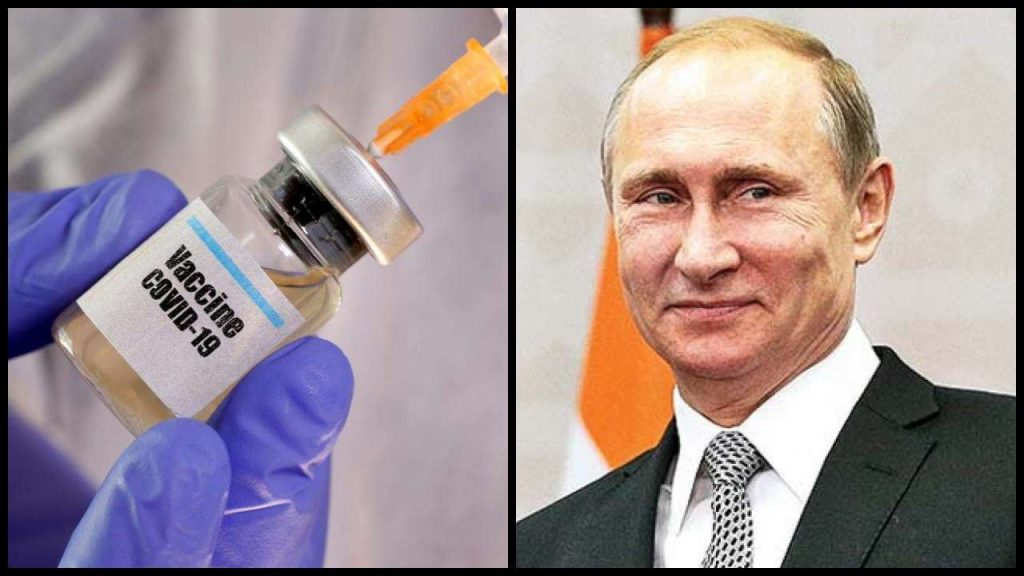 Vladimir Poutine fait une révélation