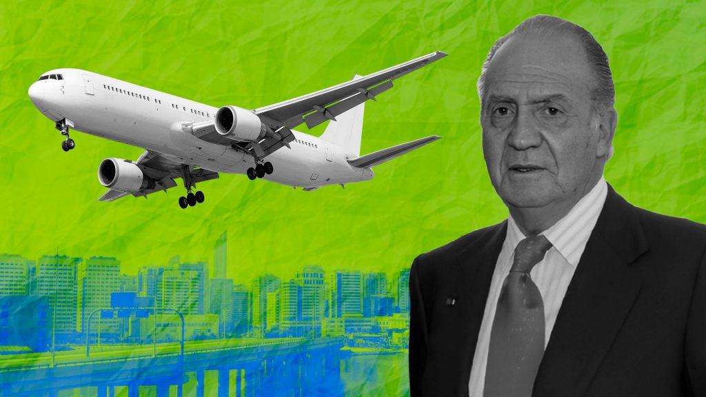 Juan Carlos s'enfuit de son pays