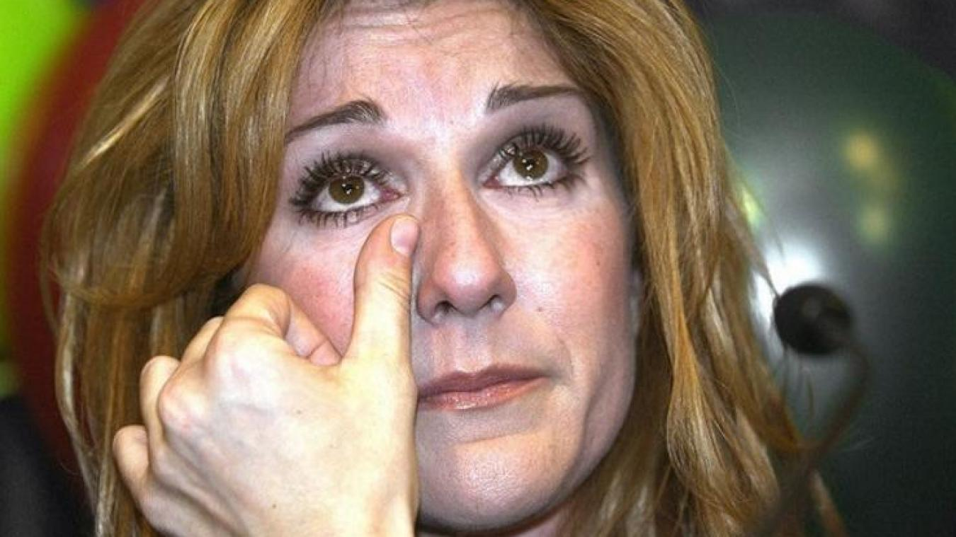 Céline Dion craque tout va mal pour la star
