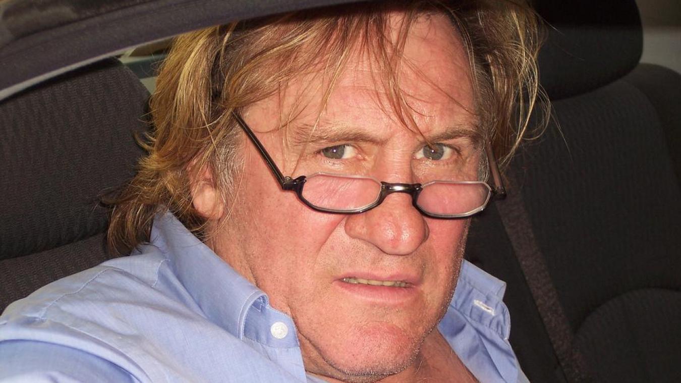 Gérard Depardieu de nouveau accusé de viol