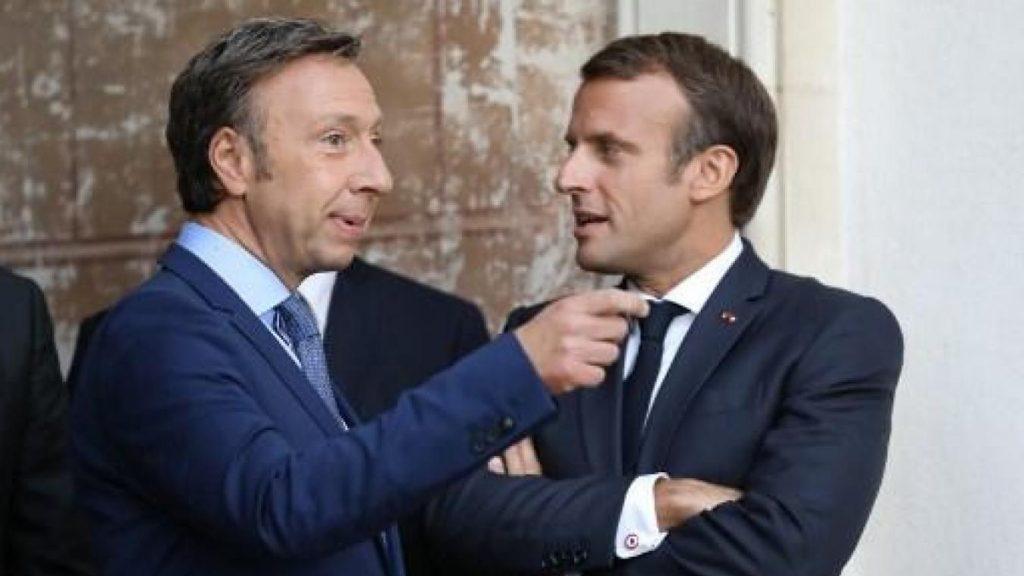 Monsieur Patrimoine avec Emmanuel Macron