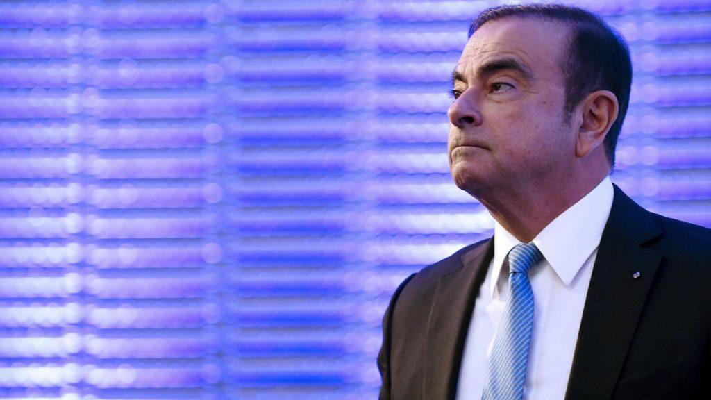 Carole l'épouse de l'ex PDG de Renault-Nissan raconte aux médias