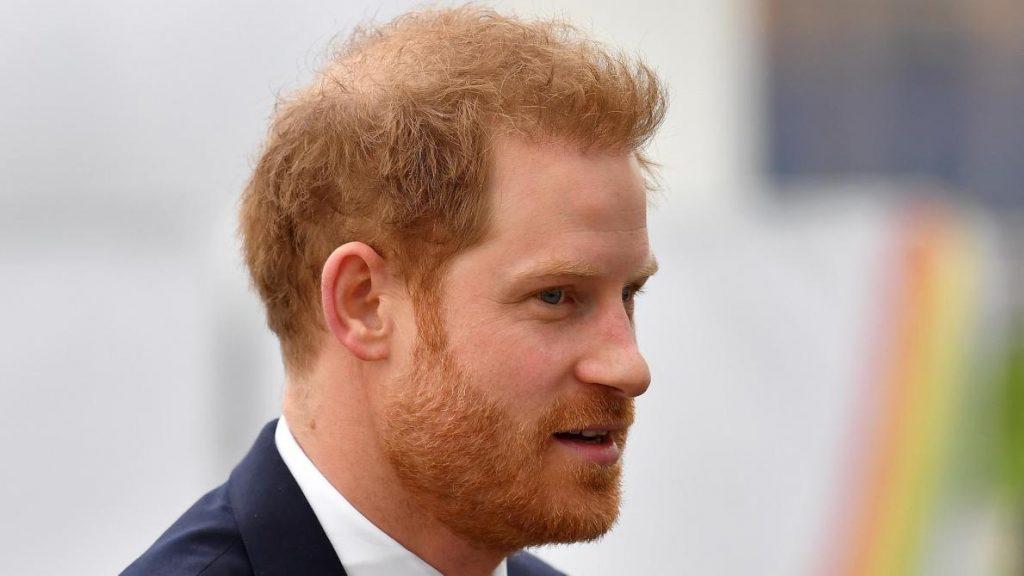 Le Prince Harry a beaucoup changé