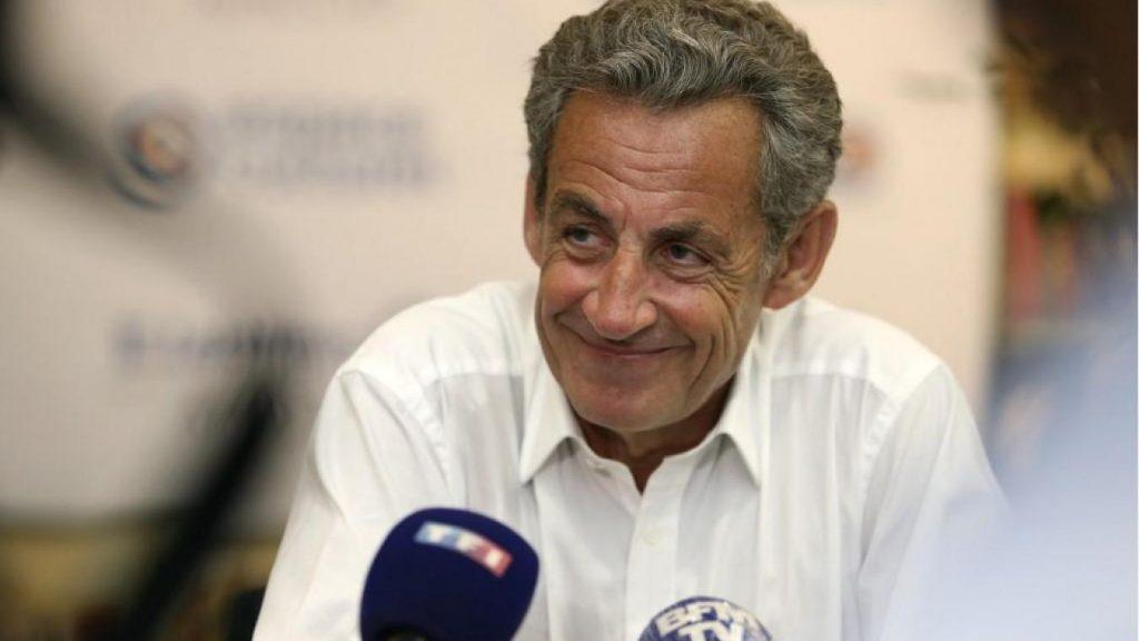 Nicolas Sarkozy se confie sur TF1