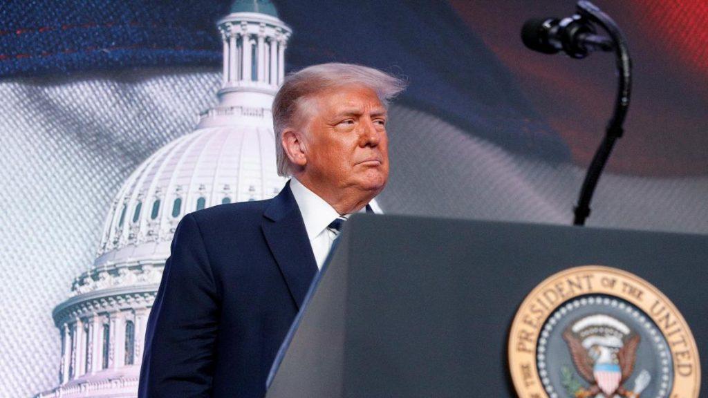 Donald Trump : c'est la plus grande