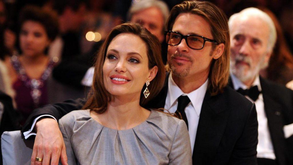 Brad et  Angelina