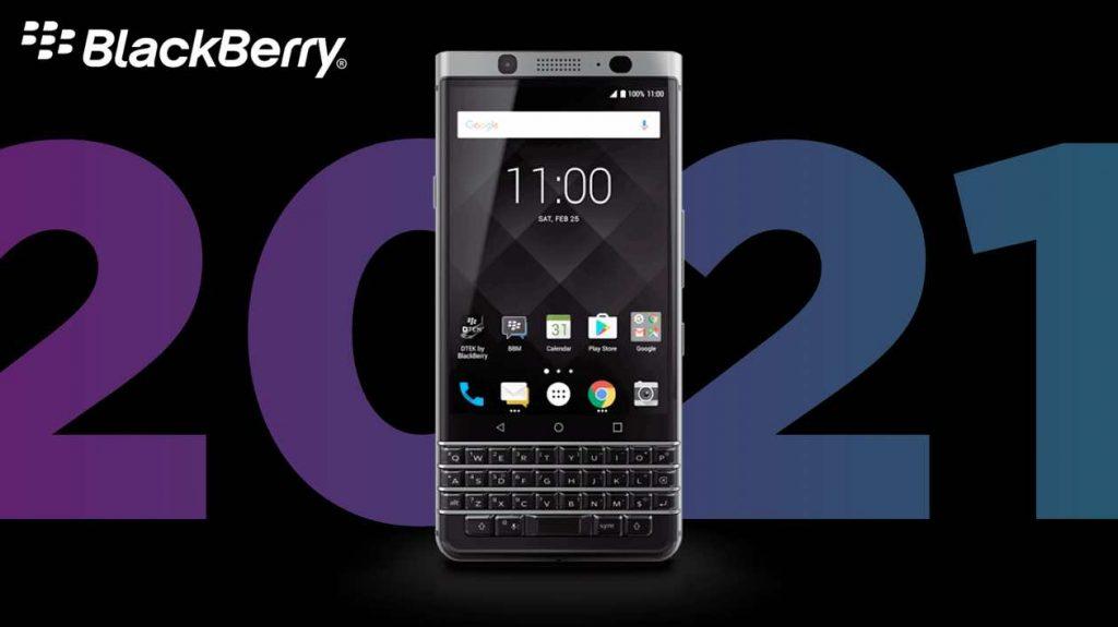 Retour du blackberry