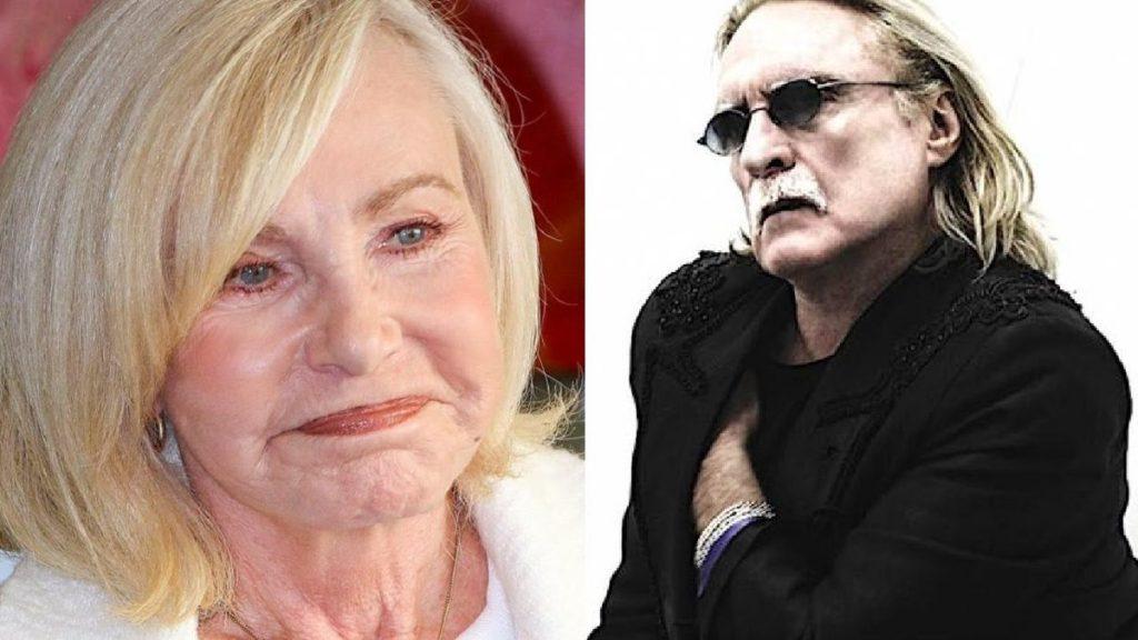 Michèle Torr dénonce l'attitude de la veuve de Christophe