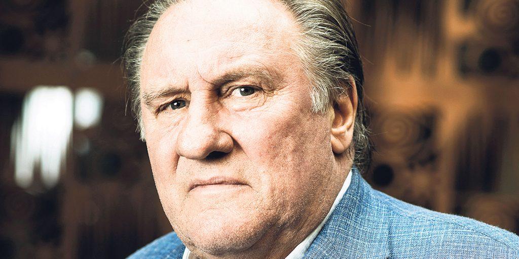 Gérard Depardieu en infraction