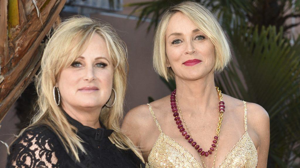Sharon Stone s'en prend à Donald Trump
