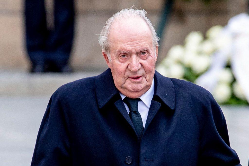 Juan Carlos exilé aux Emirats Arabes Unis