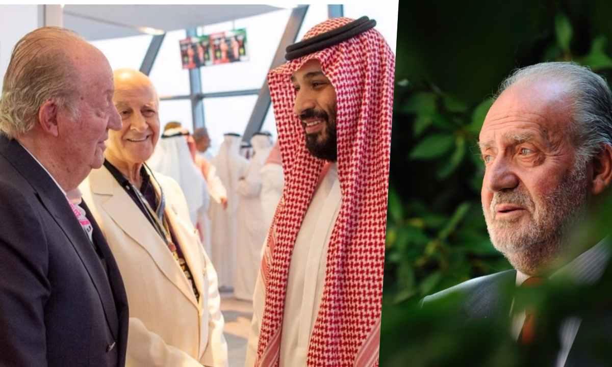 Juan Carlos s'est enfui aux Emirats Arabes Unis