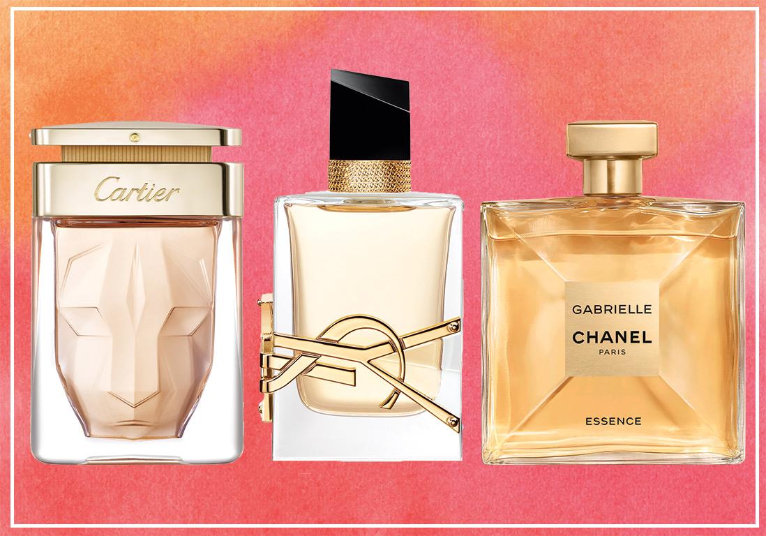 Top 10 des parfums pour l'automne