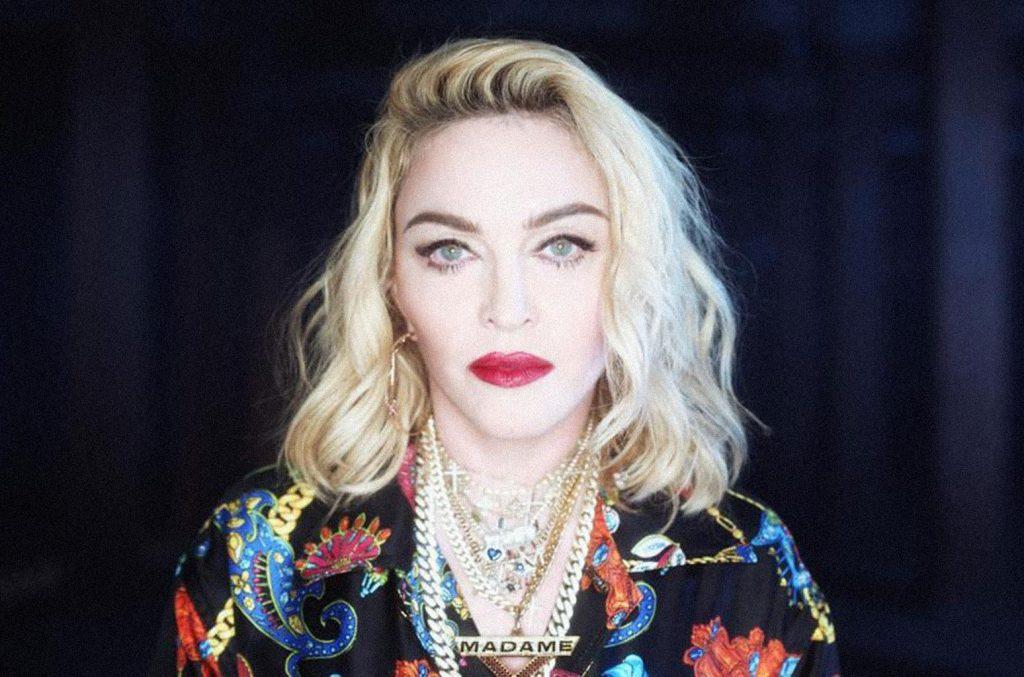 Madonna se retrouve sans maison de disque