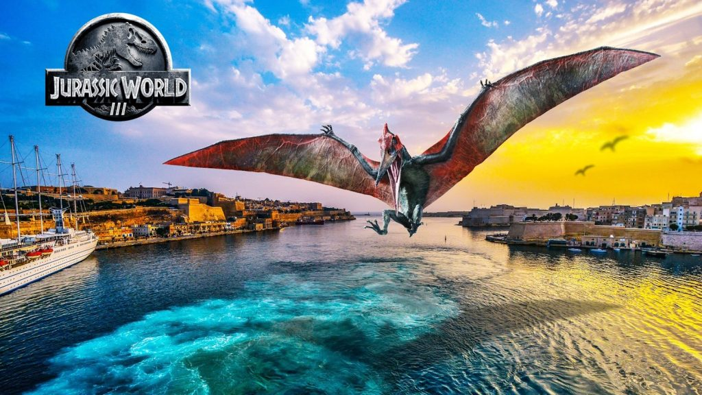 Jurassic World 3 sortira en juin 2021