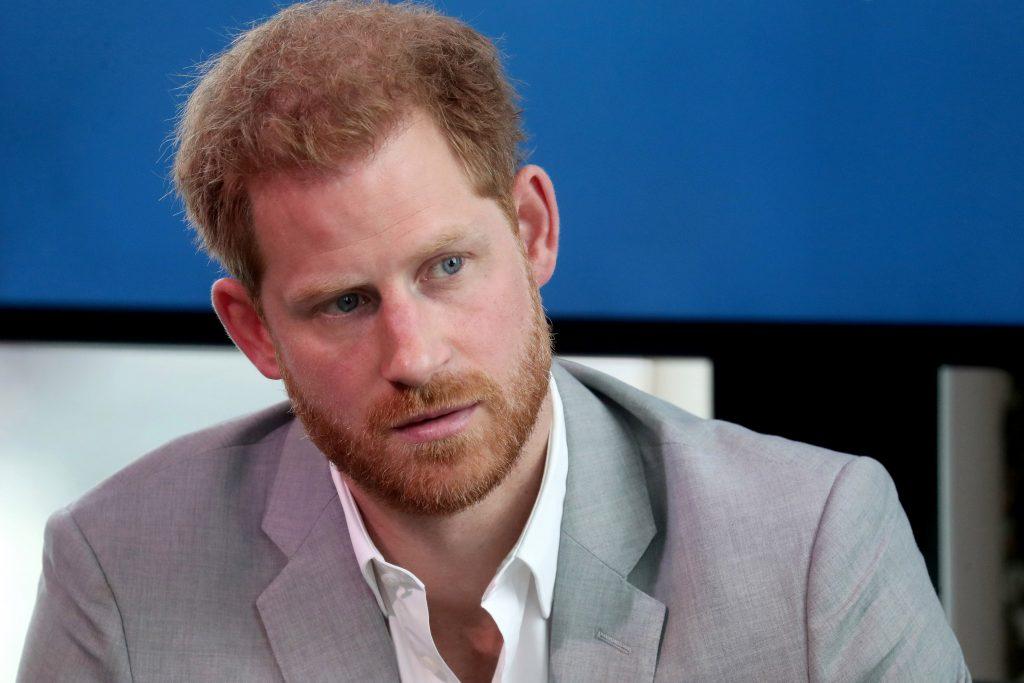 Le Prince Harry n'est plus le même homme