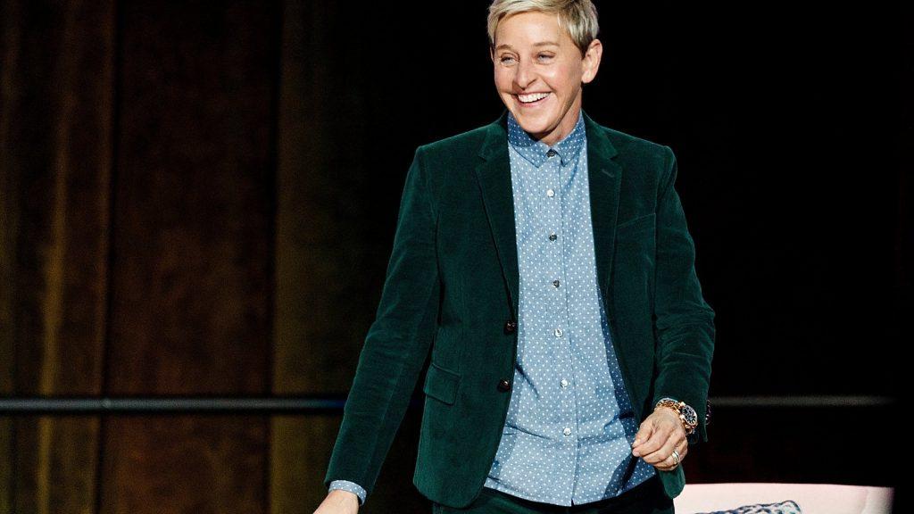 Ellen DeGeneres un environnement toxique