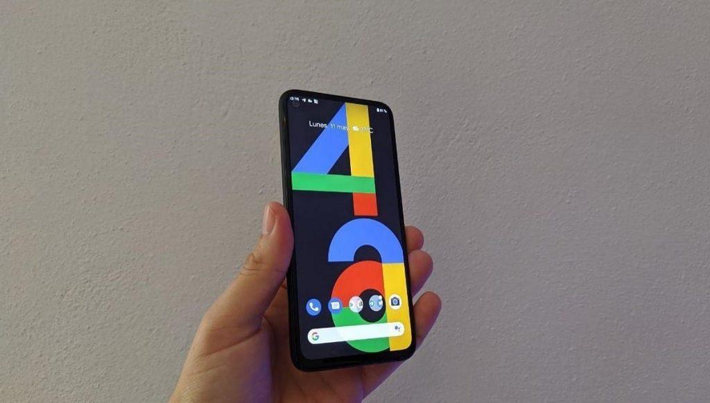 Le nouveau Pixel 4a adapté 5G