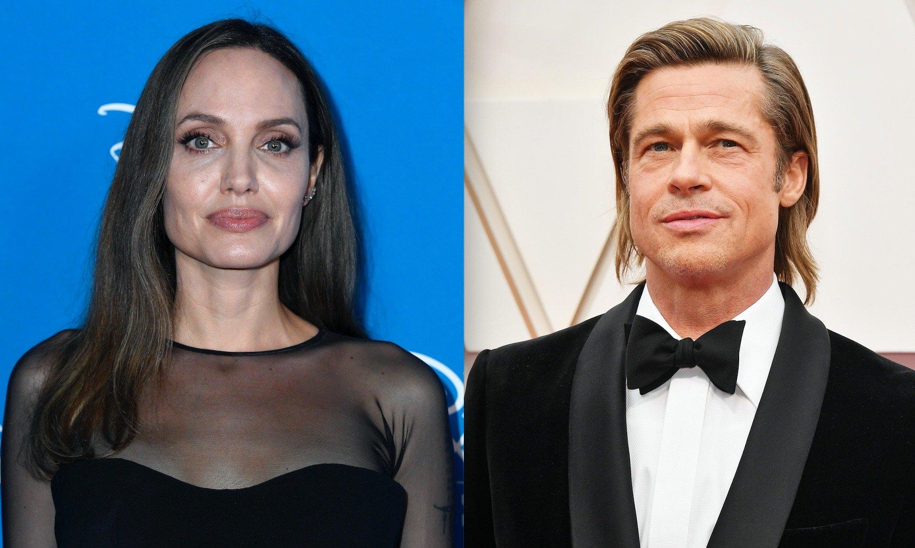 Angelina Jolie inquiète pour ses enfants
