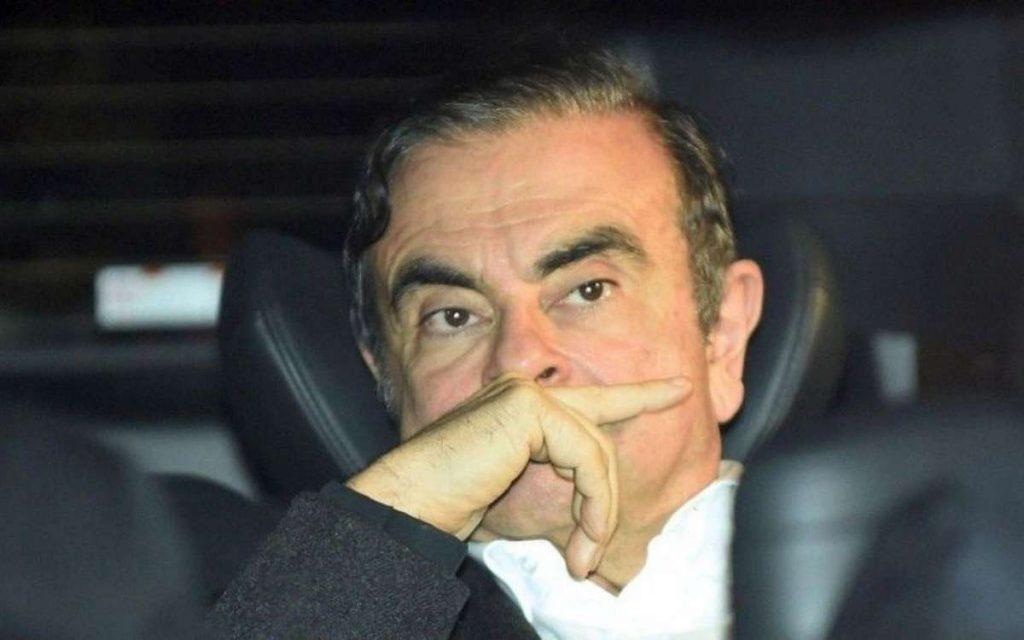 Carlos Ghosn  sans toit ni loi