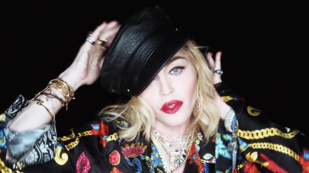Madonna un retour aux sources