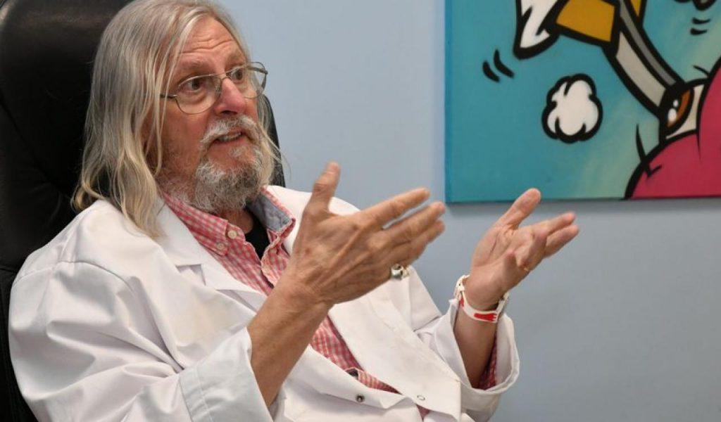 Didier Raoult se base sur deux études