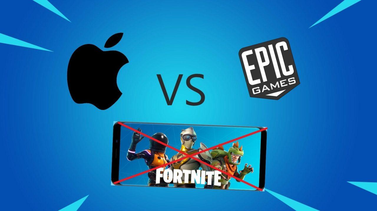Epic Games, une guerre judiciaire avec Apple s'annonce !
