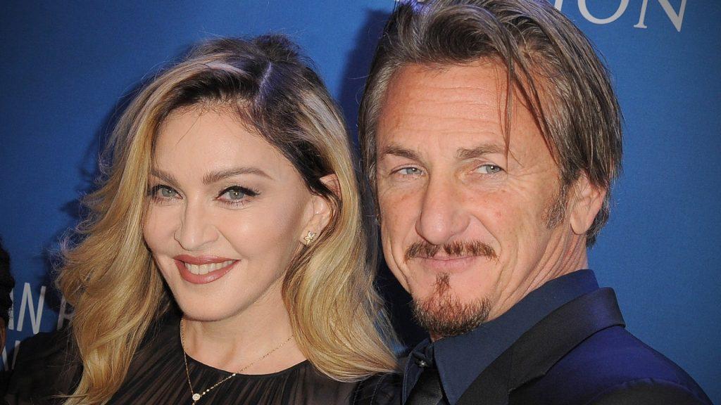 L'acteur a été marié avec Madonna