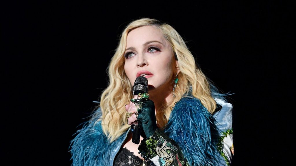 Le contrat de Madonna est terminé