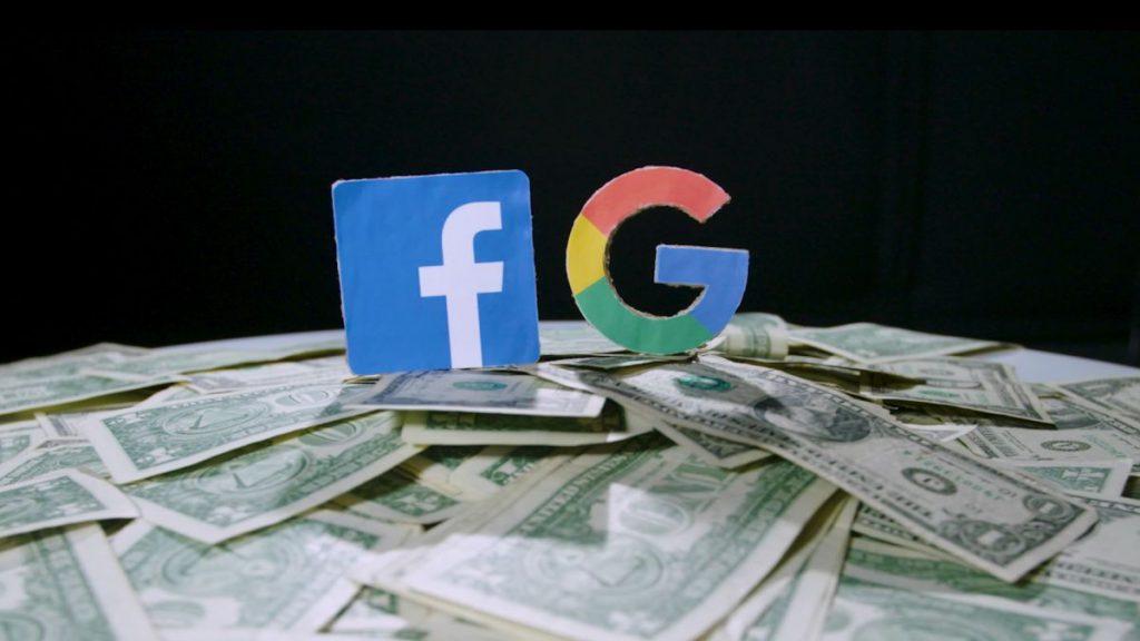 Facebook et Google manipulent les données
