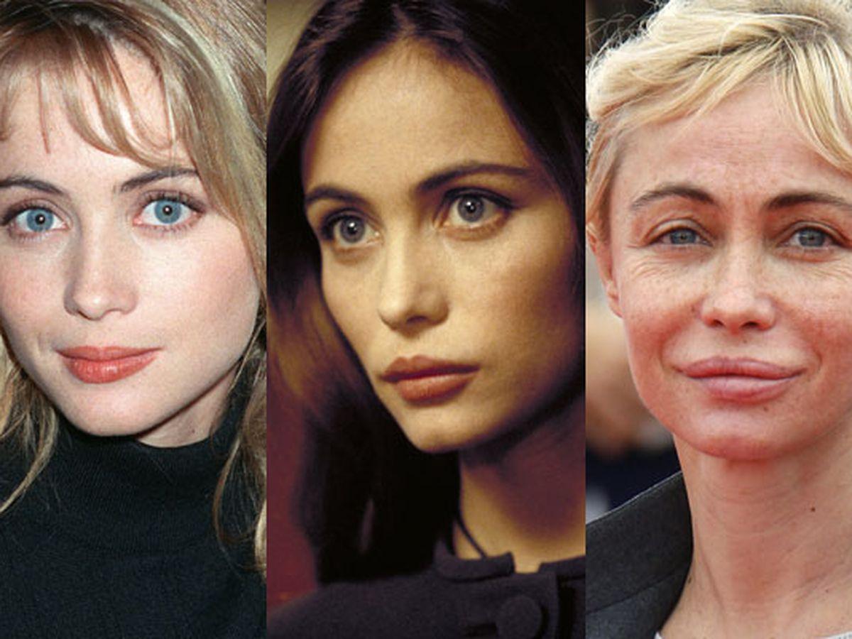 Emmanuelle Béart naturelle et sans maquillage à 57 ans